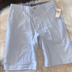 Izod men's short sz 30 w NWT
